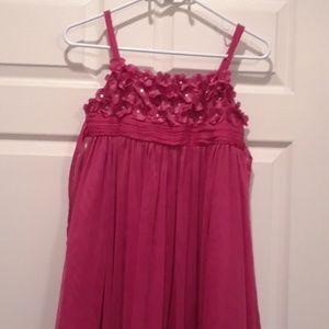 Pretty pink party Dress